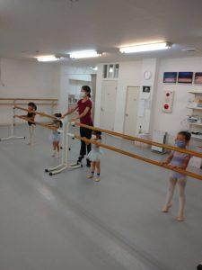 川口市バレエスタジオ  クラシックバレエ 女の子習い事  男の子習い事