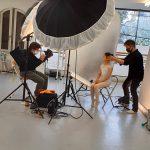 プログラム用顔写真 発表会準備 川口市バレエ バレエスタジオ