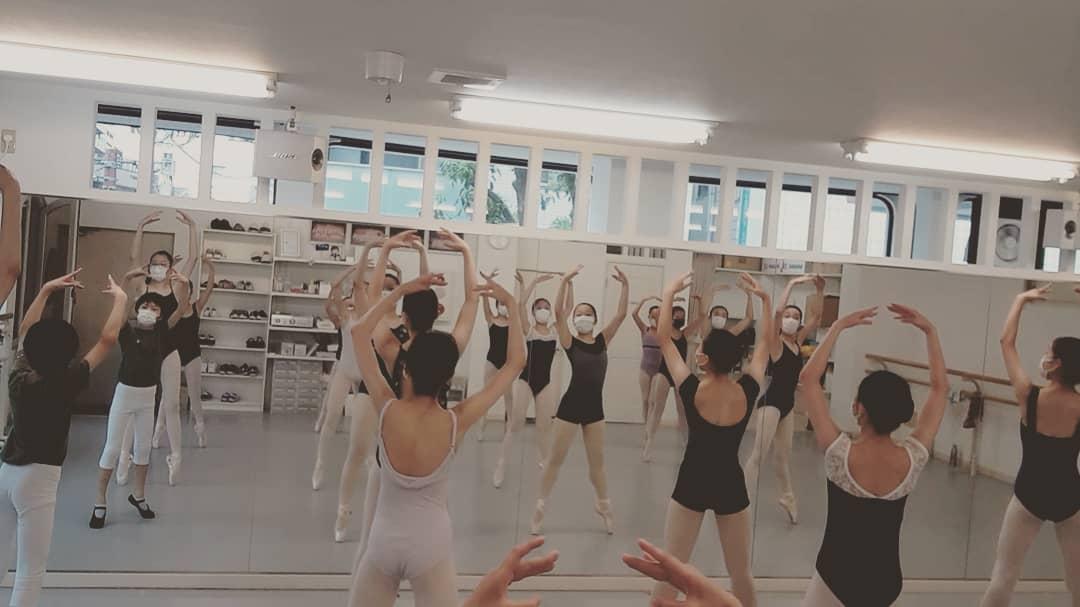 川口市クラシックバレエ連盟 バレエ連盟 合同公演 文化祭 コロナ禍